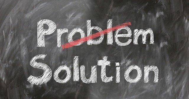 Pensar em identificar um problema real é o primeiro passo para encontrar uma boa ideia